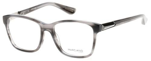 Eyeglasses Guess By Marciano GM 258 (GM 258) GM0258 (GM0258) - Glasses Guess Mens