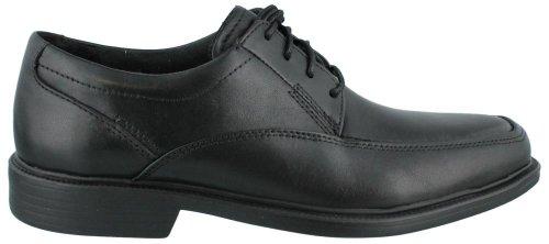 Bostonian Men's Ipswich Lace-Up,Black,12 W (Bostonian Mens Dress Shoes)