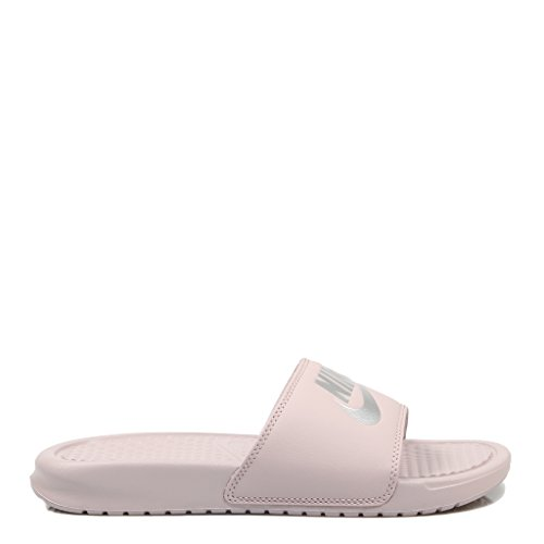 NIKE Womens Benassi Just Do It. Sandal Pink xW5cMs
