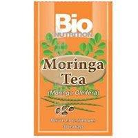 Bio Nutrition - Moringa Tea Lemon Flavor - 30 Tea Bags