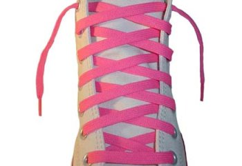 Neon Pink 45 inch Shoe Laces