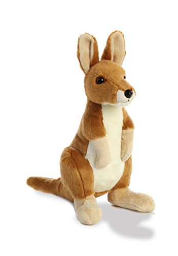 Aurora World Flopsie Toy Kangaroo Plush, ()