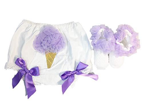 Lavender Diaper Cover