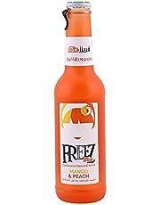 مشروب غازي بنكهة المانجو والخوخ من فريزز، 275 مل