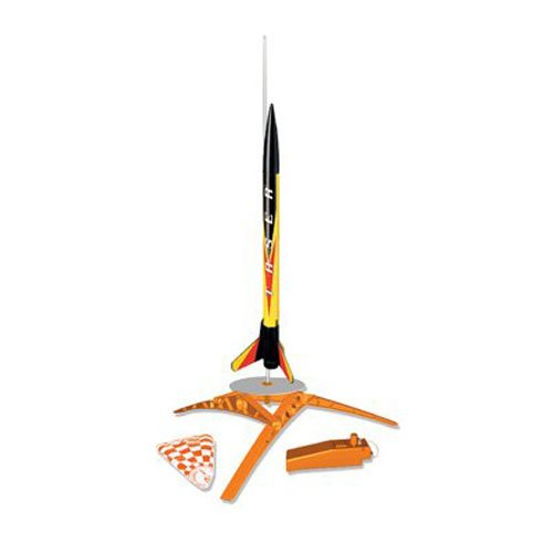 Model Rocket Kit (Estes 1491 Taser Rocket Launch Set)