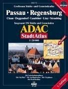 ADAC Stadtatlanten, Östlicher Bayerischer Wald, Deggendorf, Passau, Rottal