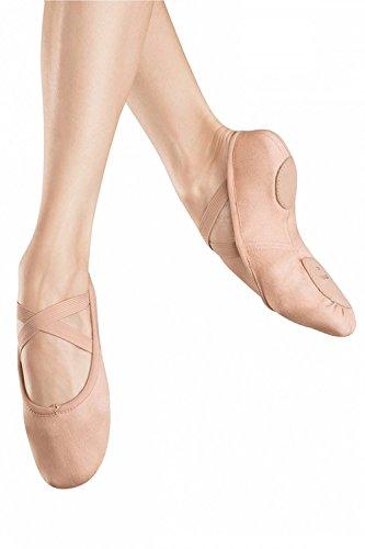 Bloch Zenith, Damen Ballett Schuhe Rosa