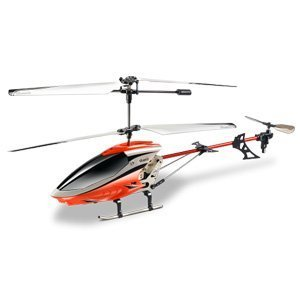 Amazon Lightning Deal 89% claimed: Silverlit Sky Eagle R/C Helicopter (Assorted Colours)