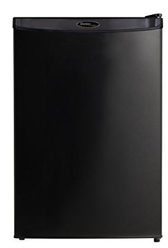 Danby DAR044A4BDD-3 Compact All Refrigerator, 4.4 Cubic Feet, Black - smallkitchenideas.us