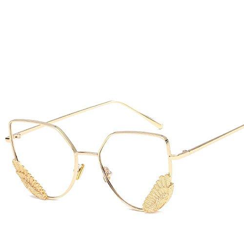 Aoligei Ailes oeil retro plats lunettes du chat mode Tide gens lunettes de soleil personnalité coréenne européenne de soleil kCbFcDqbu0