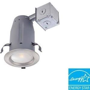 commercial electric 3 inch recessed lighting kit amazon com