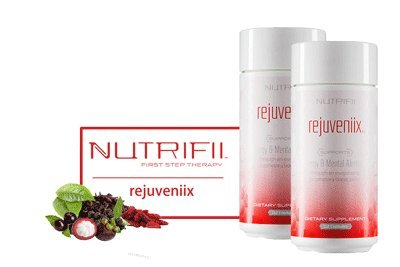 Biosense Clinic Nutrifii Rejuveniix 112capsulesx2bottles by Biosense Clinic