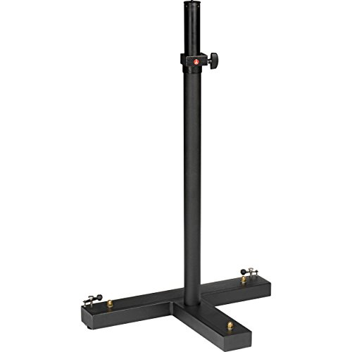 Manfrotto 800 Mini Static Camera Stand with Pneumatically Dampened Column (Black) by Manfrotto