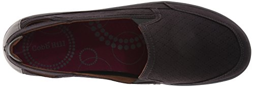Rockport Black CH Women's Hill Flat Zahara Cobb awpP65