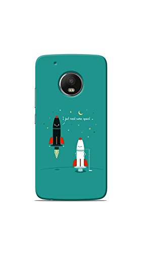 Sowing Happiness Printed Back Cover for Motorola Moto G5 Plus