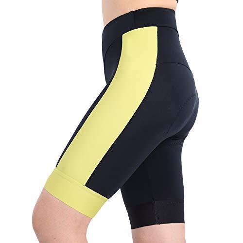 beroy Womens Bike Shorts with 3D Gel Padded,Cycling Women's