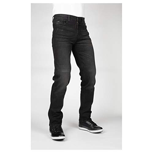 Bull-it Tactical Stone Straight Fit Jeans (40 x 32) (Black)