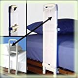 Mobility Transfer System (a) Safetysure Safeguard Cover For Mts Hosp. Style Bed Rails+