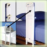 Mobility Transfer System  A  Safetysure Safeguard Cover For Mts Hosp  Style Bed Rails