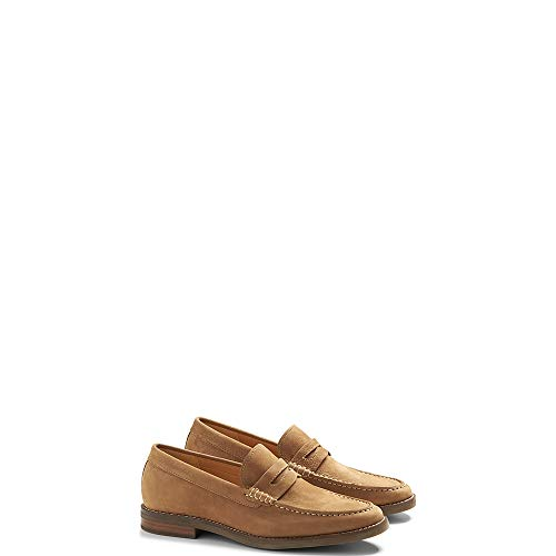 (Sperry Top-Sider Gold Cup Exeter Penny Loafer Men 11 Tan)