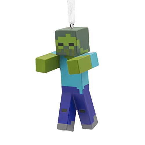 Hallmark Christmas Ornaments, Minecraft Zombie Ornament
