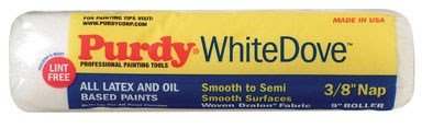 Purdy 144670092 9'' White 15 Count