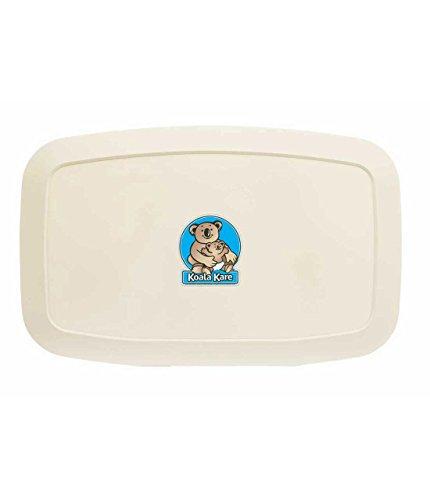 Koala Kare KB200-00 Horizontal Baby Changing Station - Cream
