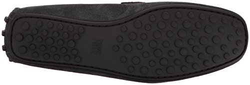 FRYE Mens Allen Ring Keeper Slip-On Loafer Charcoal SK4Ta