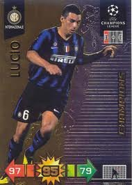 Adrenalyn XL Champions League 2010/11 - CHAMPIONS - Lucio [Toy]