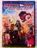 Monster High Frights,camera, Action!