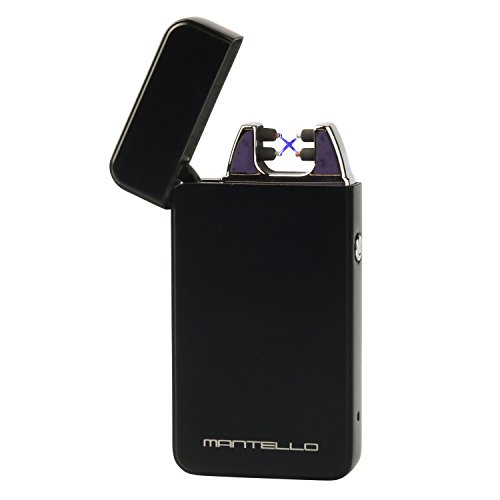 Mantello Rechargeable Windproof Lighter Matte