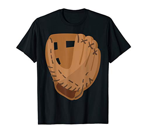 Ideas For Baseball Halloween Costumes (Easy Halloween Costume Idea Softball Baseball Glove)