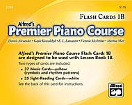 Premier Piano Course: Flash Cards, Level 1B