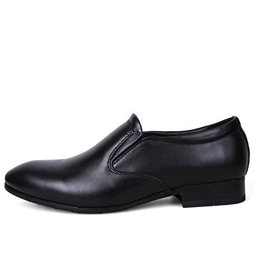 EU lavoro e formali da Color Oxford Nero Bianco uomo codice scarpe da scavate Uomo Scarpe cavo taglia shoes British Leather casual 2018 Scarpe 40 Dimensione Cavo Jiuyue Pelle del 6axYw0F6