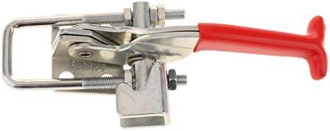 トグルラッチ キャッチ 調整式 ロッククランプ セット DIY アクセサリー