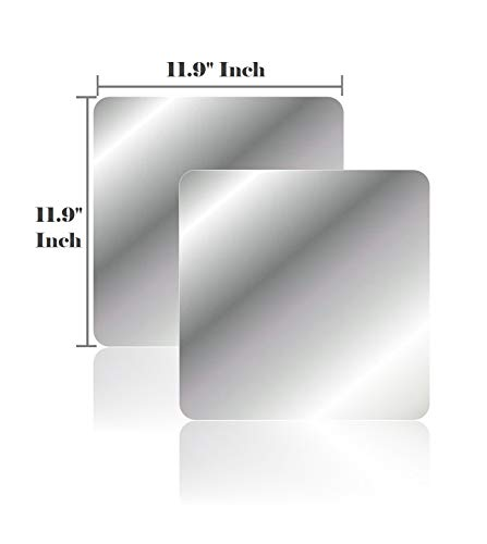 Acrylic Mirror Sheet | Adhesive 11.9