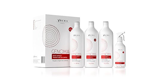 Keratin Ybera Genoma Cortex Transfusion Therapy 35.20 Oz by Ybera Professional (Image #1)