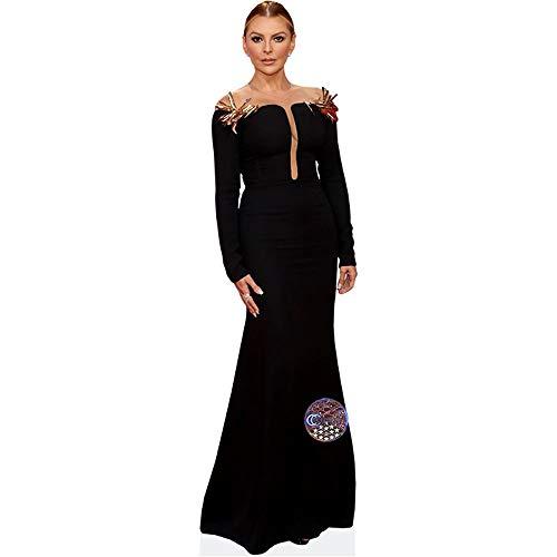 Marjorie De Sousa (Black Dress) Life Size Cutout ()