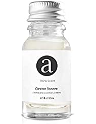 Ocean Breeze for Aroma Oil Scent Diffusers - 10 milliliter