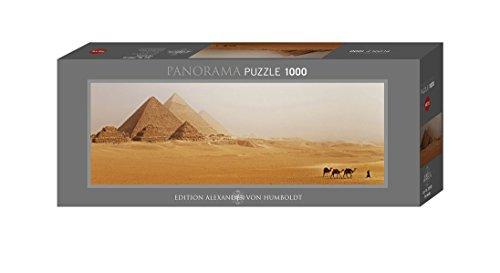 Heye Pyramids 1000 Piece Panoramic Jigsaw Puzzle