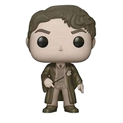 Funko Pop Movies: Harry Potter - Sepia Tom Riddle Collectible Figure, Multicolor: Toys & Games