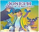 Joseph and His Coat of Many Colors, Tess Fries, 1403742782