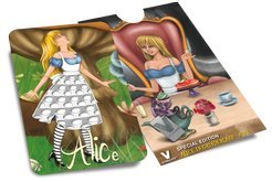 Alice in Grinderland Alice Grinder Card