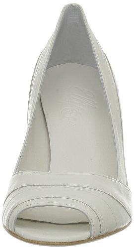 cuero de para Beige Zapatos Fascination K Ivoire mujer Ellen FP1tqIxw