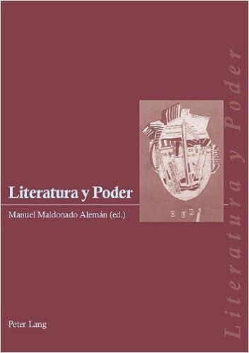Descargar libros gratis en linea mp3 Literatura y Poder ePub 303910683X