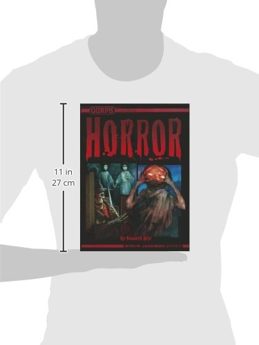 GURPS Horror 4th Edition (GURPS: Generic Universal Role Playing System)