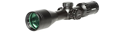 Rifle Scope, Barra H30 4-16x50 BDC Reticle Capped Turrets for Hunting and Tactical Shooting [Long Range Precision]