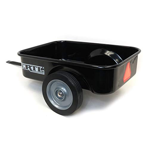 - ERTL Steel Pedal Trailer with SMV Decal