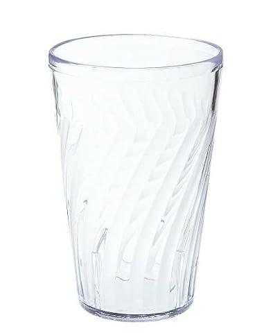 Clear Tahiti Drinkware - 12 oz (Beverage) - Drinkware Tahiti Tumblers