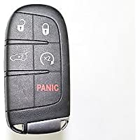 JEEP 68143505 AB Factory OEM KEY FOB Keyless Entry Remote Alarm Replace